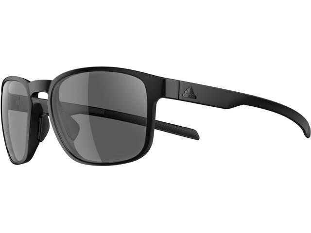 adidas Protean Okulary, black matt/grey